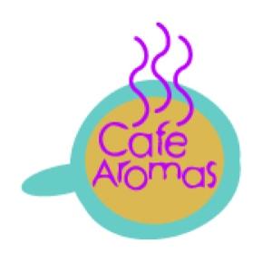 Cafe Aromas Logo Option