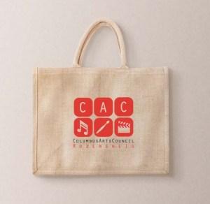 Columbus Arts Council Tote Bag