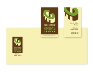 Columbus Business Center Stationary