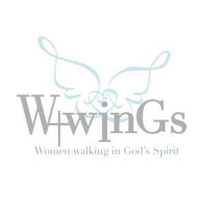 Women Walking in God's Spirit Logo